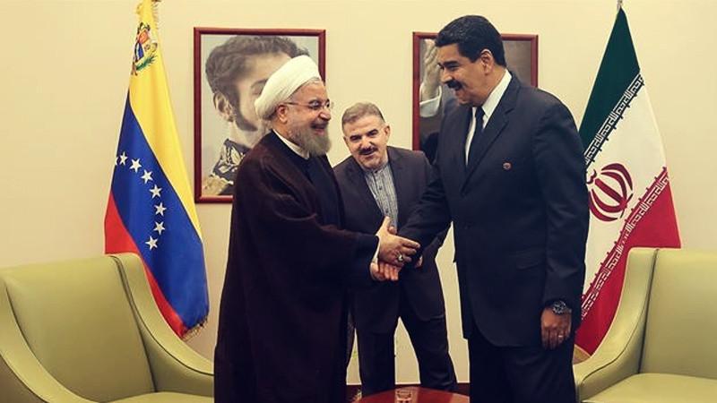События в Венесуэле через призму интересов Ирана и России